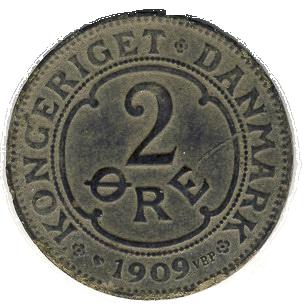 Danske mynter 1874-d.d.
