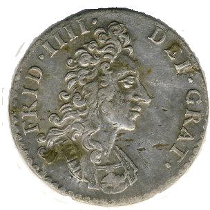 Norske mynter 1537-1814