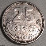 25 Øre 1915