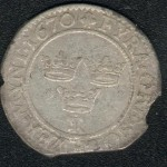 4 Öre 1670 Carl XI