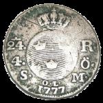 Svenske mynter før 1874