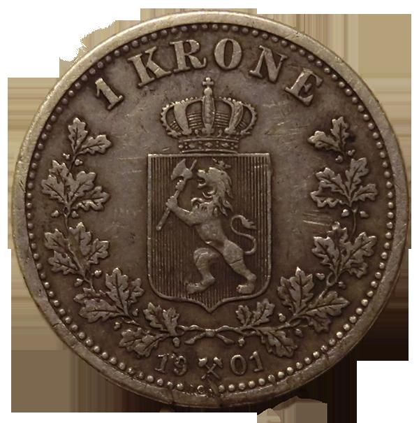 Norske mynter 1874-d.d.