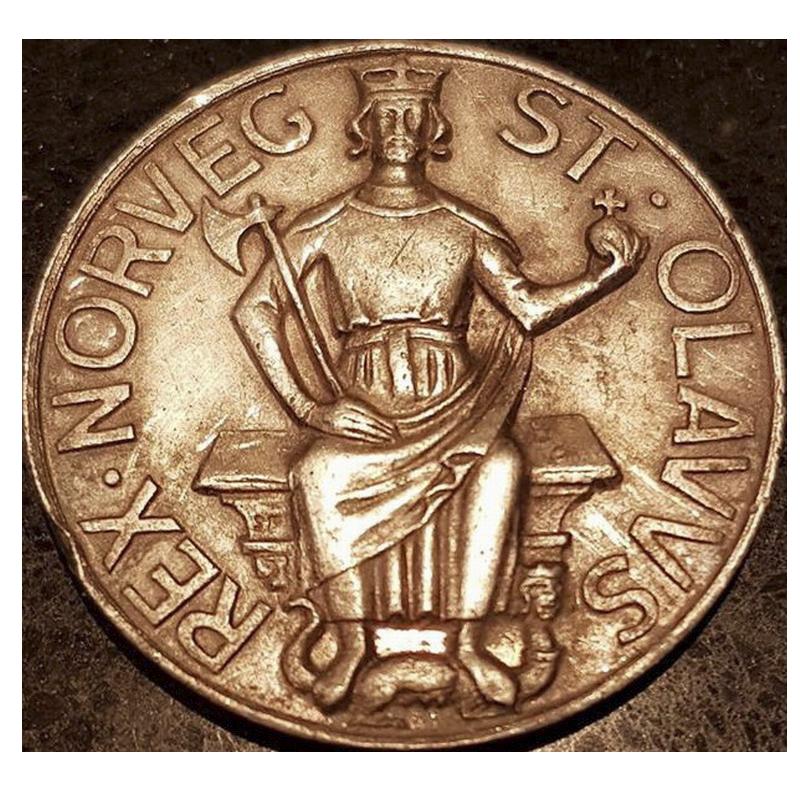 Norske medaljer