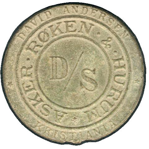 Norske poletter og akkordmerker