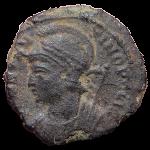 Romerske mynter