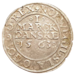 Danske mynter