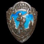 Militære merker og medaljer